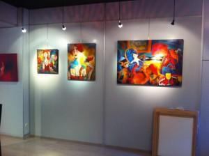 Expos Aix en Provence Fauve 2014