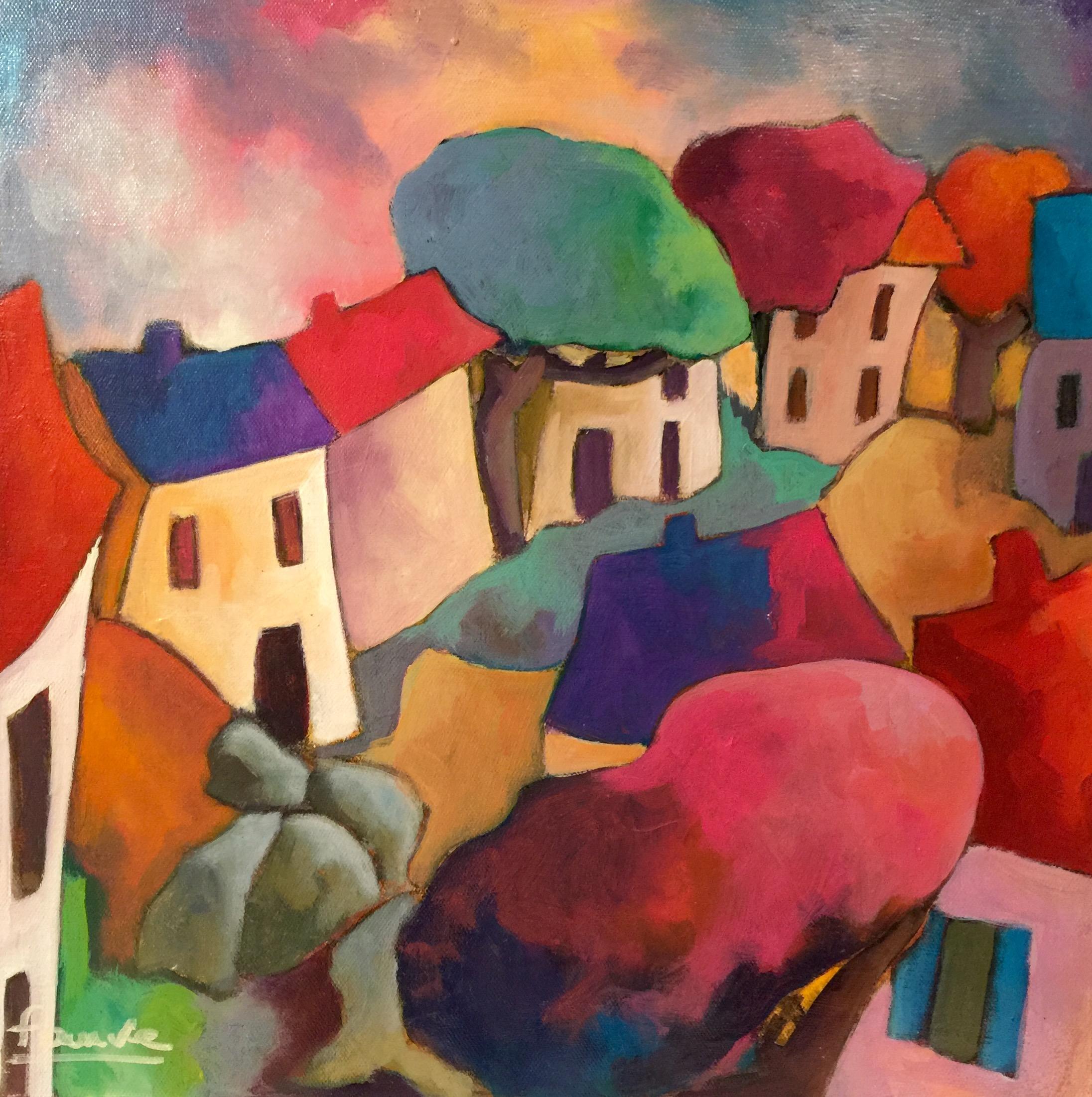 "Homepage Galerie - Artiste Peintre ""Fauve"""