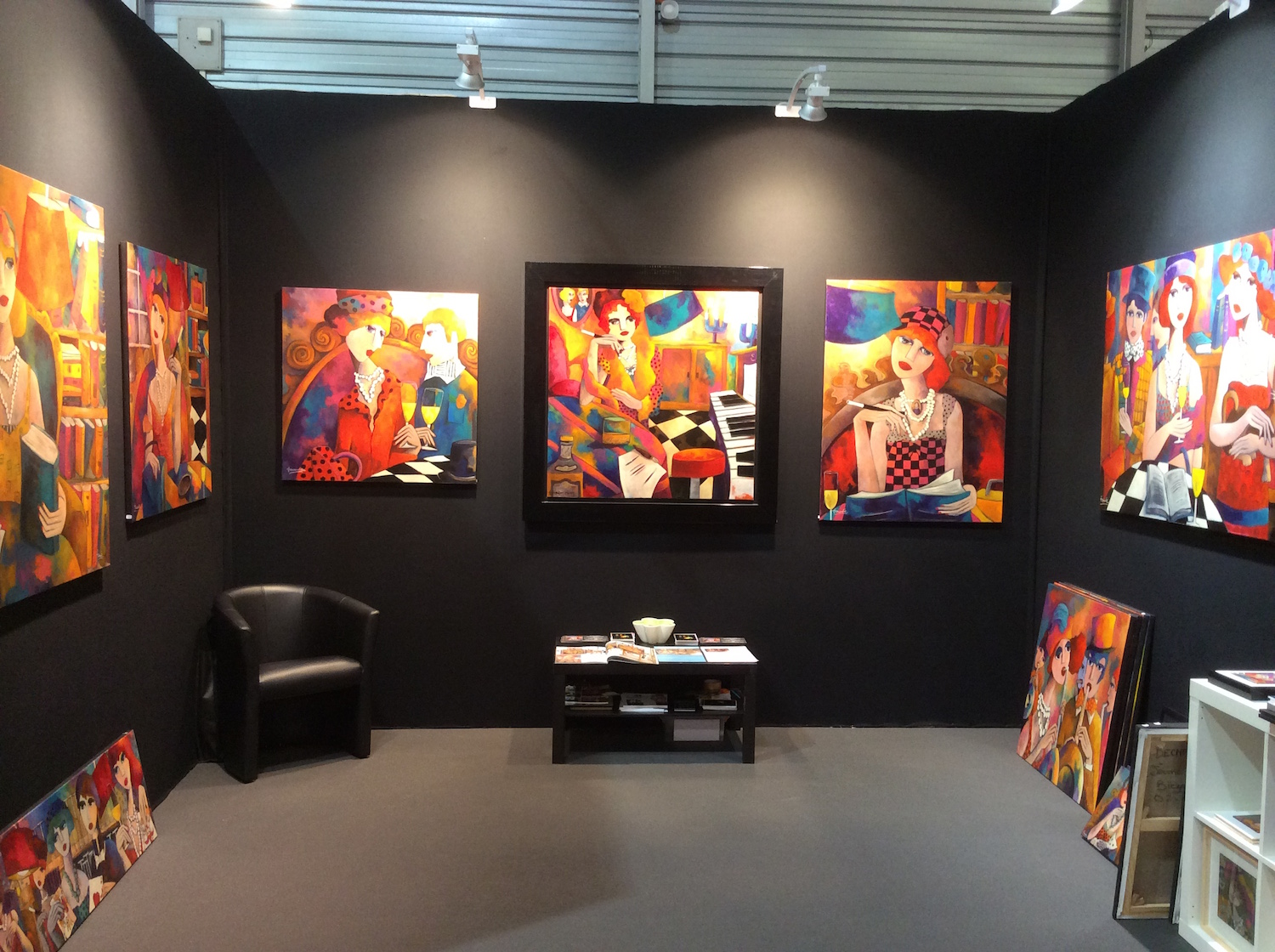 salon art3f mulhouse 2014 artiste peintre fauve