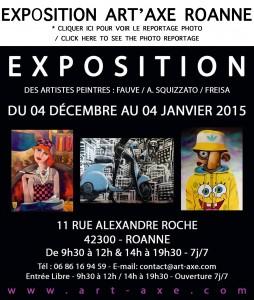 logos expos site fauve ROANNE DÉC2014