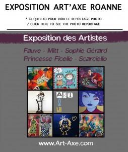 logos expos site fauve ROANNE MAI2013