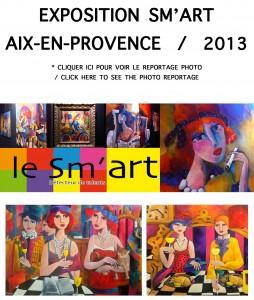 logos expos site fauve SM'ART 2013