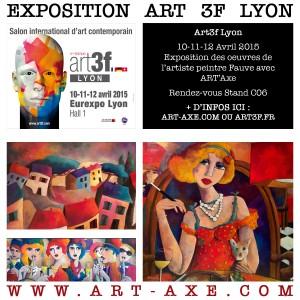 Couv Art3f lyon